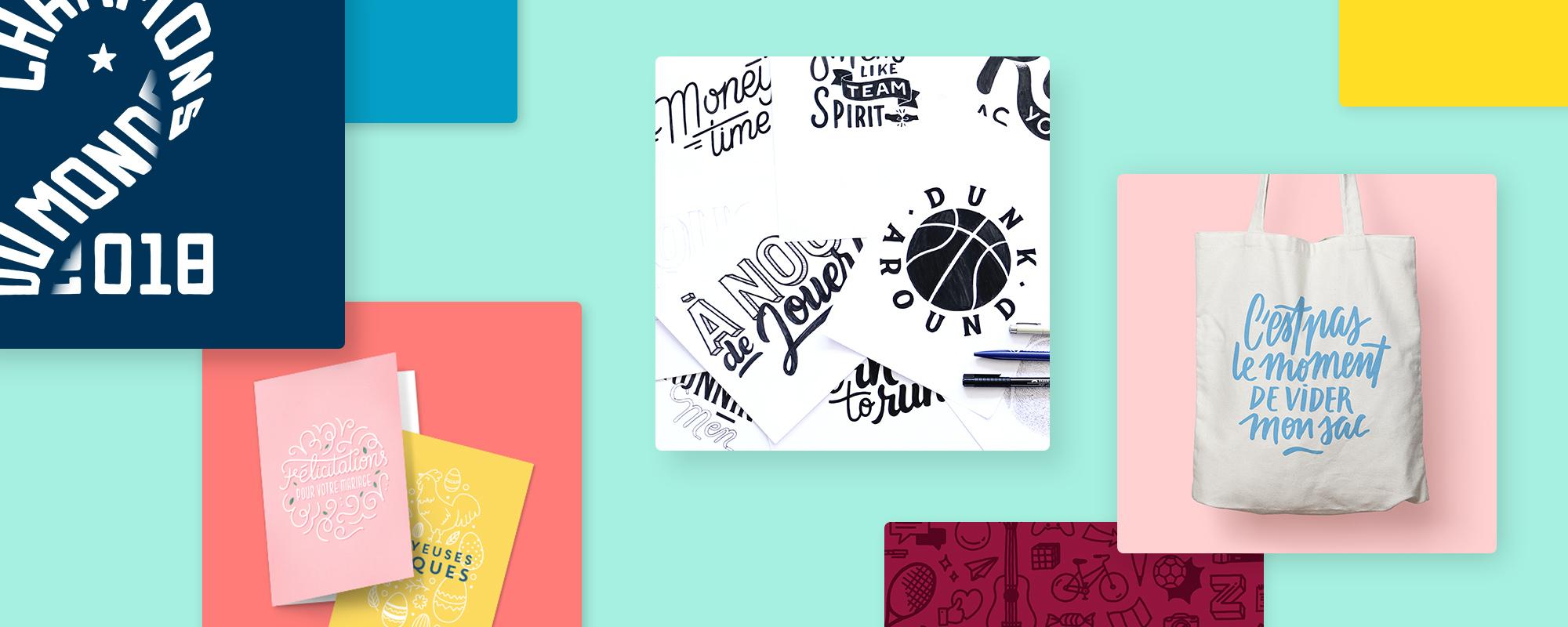 Header Studio syllabe - design