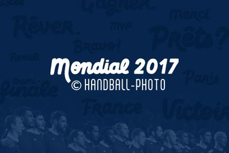 Mondial Handball 2017 - preview